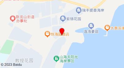 自然居渔家乐 地图位置