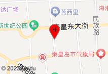 锦江之星(秦皇岛火车站店原迎宾路店)电子地图