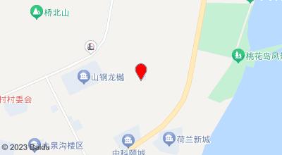 渔家宴宾馆 地图位置