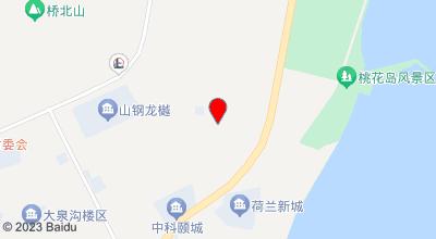 水岸渔家宾馆 地图位置