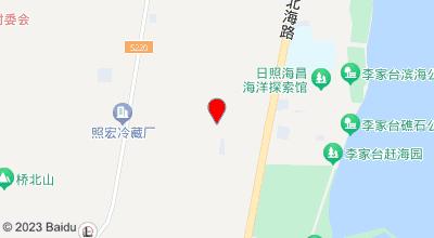 文杰渔家 地图位置