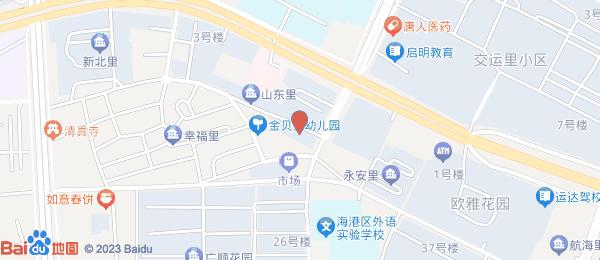 山东里小区地图
