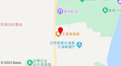 祥龙渔家乐 地图位置
