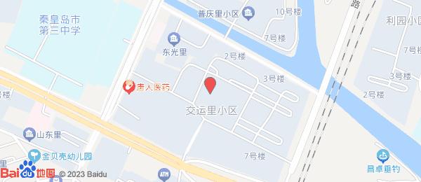 交运里小区地图