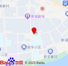 丽水海狮宾馆位置图