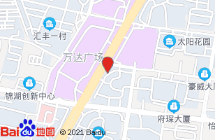 万达广场中心位置