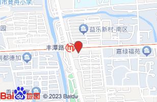 文二西路中心位置