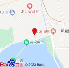 布丁酒店(杭州武林广场中心店)位置图