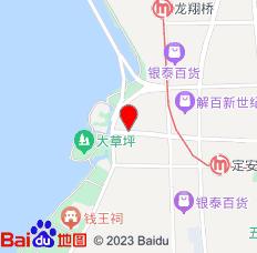 杭州华辰国际饭店位置图