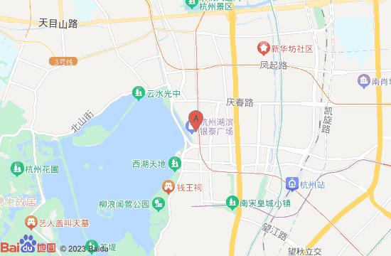 杭州星空恋爱解压馆地图