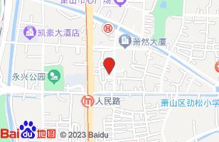 萧山新世纪中心位置