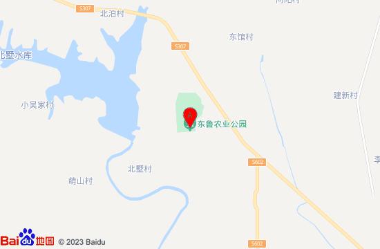 青岛东鲁农业公园地图