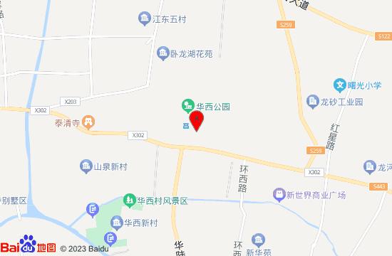 华西世界探险公园地图