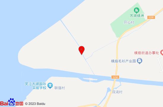 太湖如家小镇地图