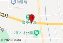 锦江之星(苏州相城黄桥酒店)电子地图