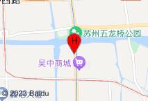 速8酒店(苏州石湖东路地铁站店)电子地图