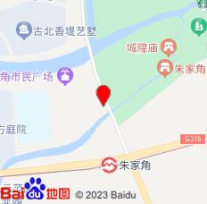 上海朱家角柿园客栈位置图