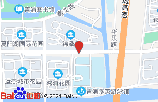 青浦-青浦中心位置