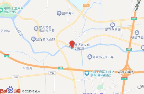 上海名人蜡像馆地图