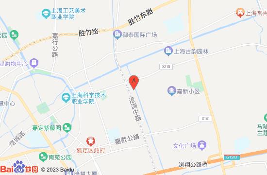 嘉定小灶村体验农场地图