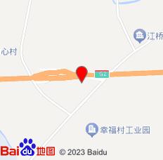 全季酒店(上海江桥店)位置图