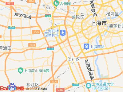 七宝 万科城市花园(上海) 主卧 朝南 C室位置图片