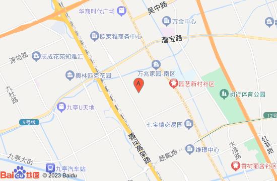 上海纸箱王主题乐园地图