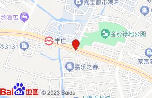 嘉定丰庄中心位置