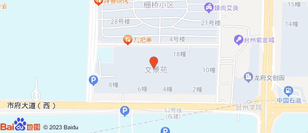 文景苑小区地图