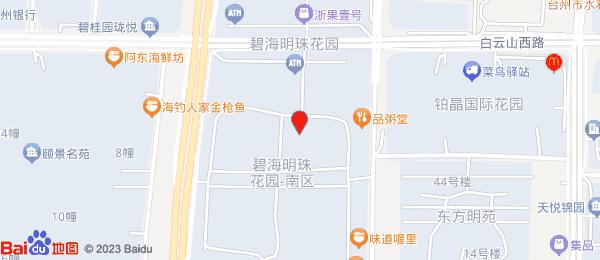 碧海明珠小区地图