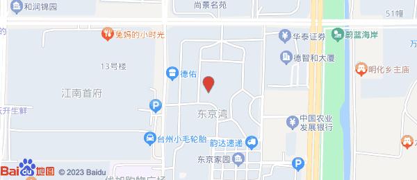 东京湾自由城小区地图