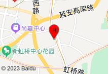 上海锦江达华宾馆电子地图