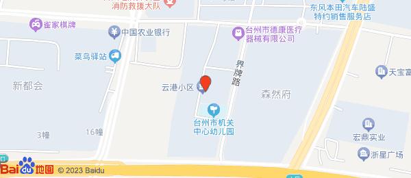 云港小区小区地图