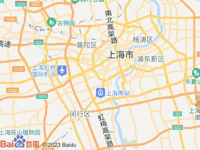 宜山路 庆余公寓 次卧 朝东南 A室位置图片