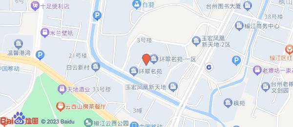 环翠名苑小区地图