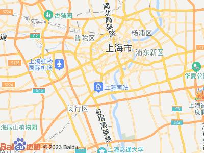 漕溪路 宏润花园一期 主卧 朝南 B室位置图片