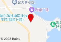 锦江之星(烟台滨海路店)电子地图