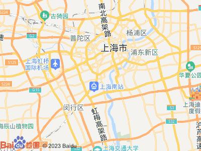 上海游泳馆 强生花苑 主卧 朝东南 B室位置图片