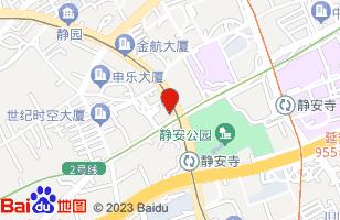 北京西路中心位置