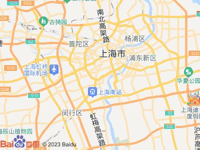 上海体育场 爱乐大厦 次卧 朝东南 B室位置图片
