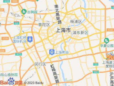 上海体育场 申达利宏大楼 主卧 朝南 A室位置图片