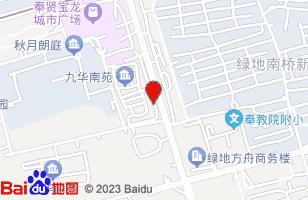 奉贤-奉贤中心位置