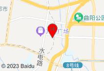 速8酒店(上海赤峰路店)电子地图