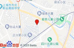四川北路中心位置