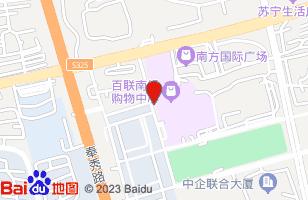 奉贤-百联中心位置