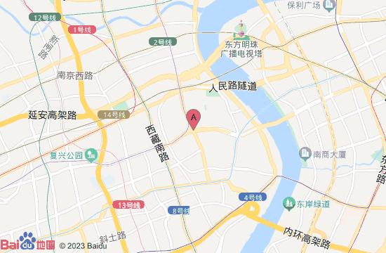 上海大梦微城地图