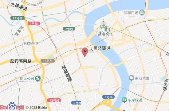上海环球奇趣艺术馆地图