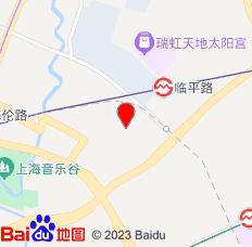 上海临平国际青年旅舍位置图