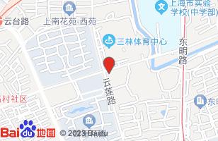 浦东云台路中心位置