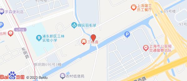 博学家园小区地图